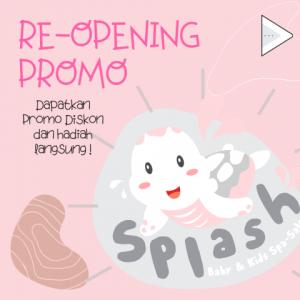 Reopening promo